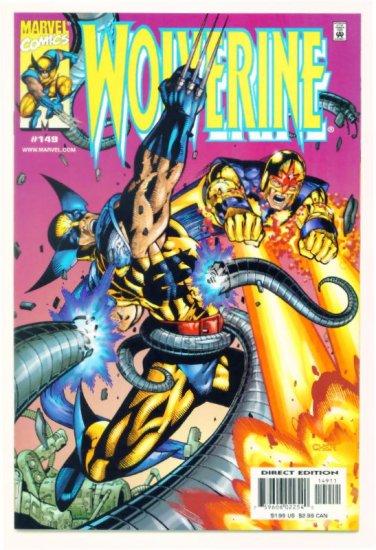 WOLVERINE #149 Marvel Comics 2000 NM