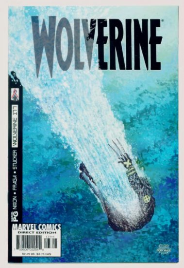 WOLVERINE #177 Marvel Comics 2002 NM