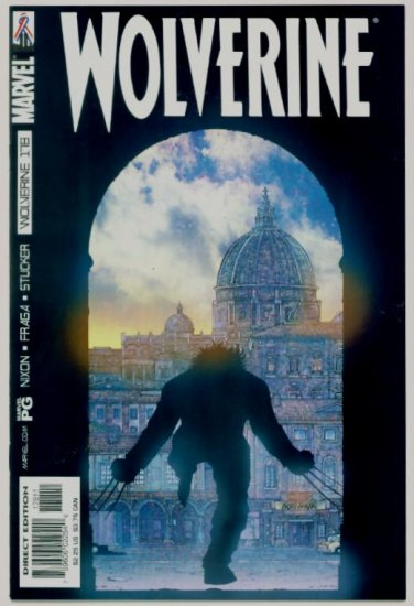 WOLVERINE #178 Marvel Comics 2002 NM