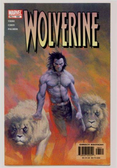 WOLVERINE #184 Marvel Comics 2003 NM