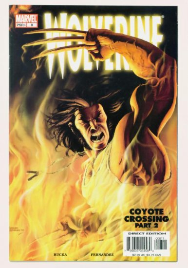 WOLVERINE #8 Marvel Comics 2004 NM