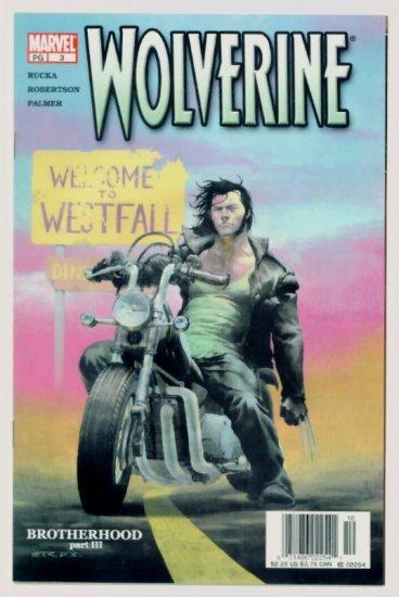 WOLVERINE #3 Marvel Comics 2003 NM
