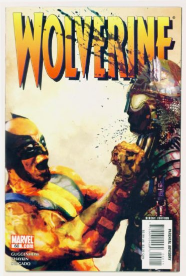 WOLVERINE #60 Marvel Comics 2008