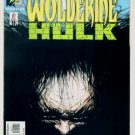 WOLVERINE HULK #1 Marvel Comics 2002 NM