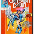 CRIMSON DAWN #1 Marvel Comics 1997 NM Psylocke and Archangel