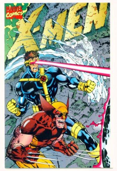 X-MEN #1 Marvel Comics 1991 NM Deluxe Cover #1E
