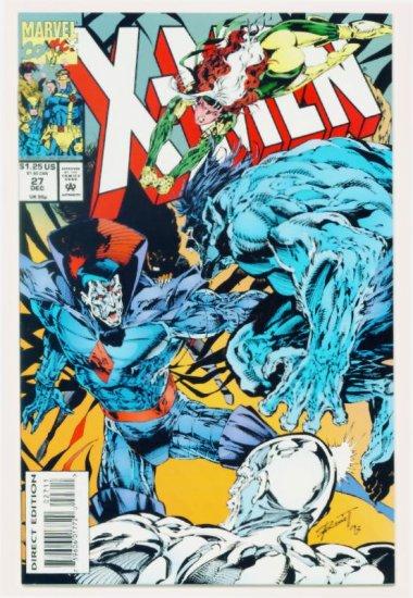 X-MEN #27 Marvel Comics 1993 NM