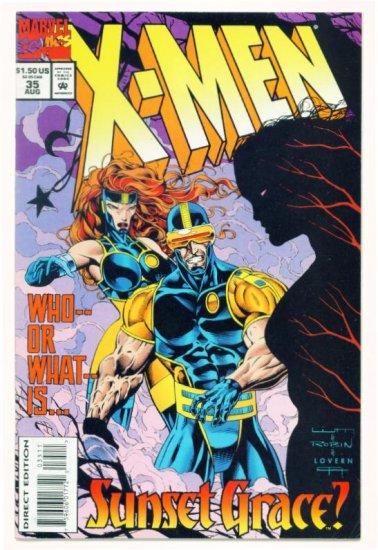 X-MEN #35 Marvel Comics 1994 NM