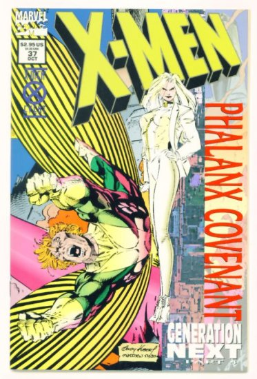 X-MEN #37 Marvel Comics 1994 NM