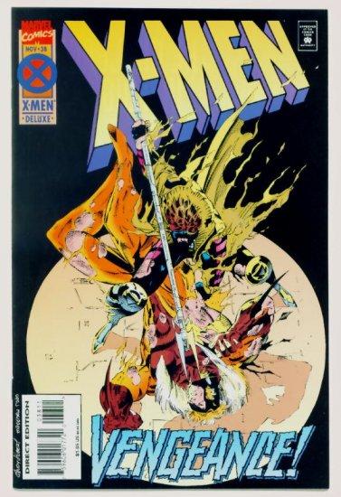 X-MEN #38 Marvel Comics 1994 NM