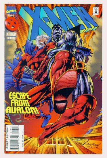 X-MEN #43 Marvel Comics 1995 NM