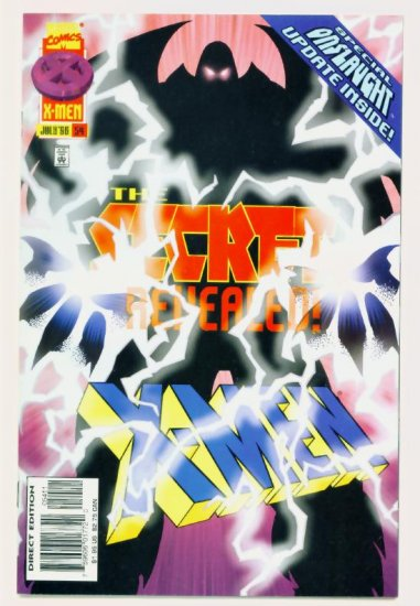 X-MEN #54 Marvel Comics 1996 NM