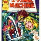 The TIME MACHINE Marvel Classics Comics #2 1976  HG Wells