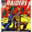 CAPTAIN SAVAGE and his LEATHERNECK RAIDERS #3 Marvel Comics 1968