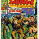 CAPTAIN SAVAGE and his BATTLEFIELD RAIDERS #18 Marvel Comics 1970