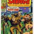 CAPTAIN SAVAGE and his BATTLEFIELD RAIDERS #18 Marvel Comics 1970