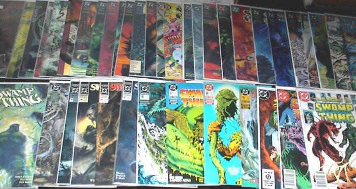 SWAMP THING Lot of 40 DC VERTIGO Comics