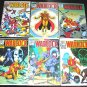 WARLOCK SPECIAL EDITION #1 - #6 Lot of 6 Marvel Comics 1982 FULL RUN