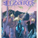 HYPOTHETICAL LIZARD PREVIEW Avatar Comics 2004 Alan Moore