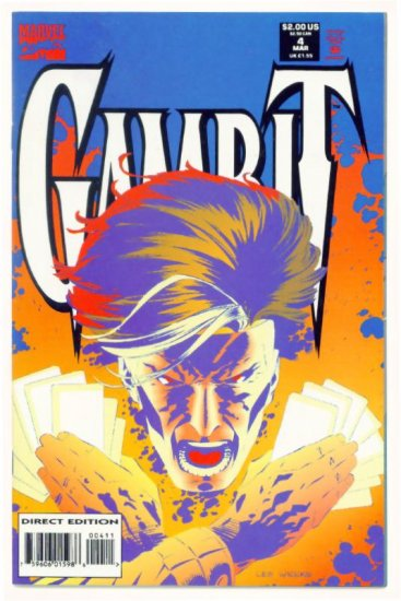 GAMBIT #4 Marvel Comics 1994 NM X-Men