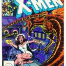 UNCANNY X-MEN #163 Marvel Comics 1982 Origin of Binary