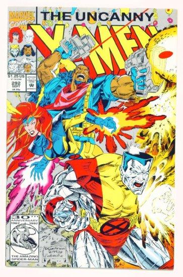 UNCANNY X-MEN #292 Marvel Comics 1992 NM