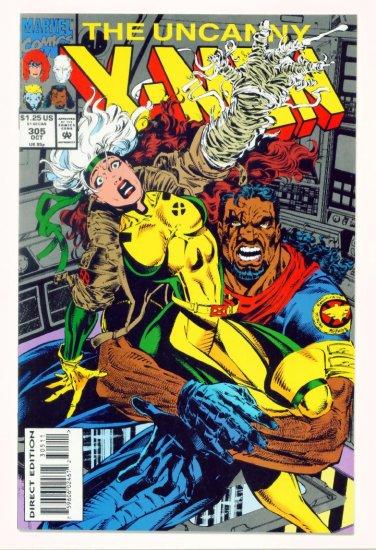 UNCANNY X-MEN #305 Marvel Comics 1993 NM