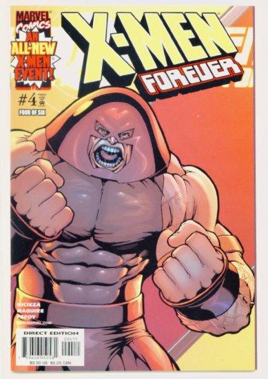 X-MEN FOREVER #4 Marvel Comics 2001 NM