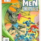 X-MEN UNLIMITED #6 Marvel Comics 1993 NM