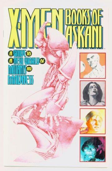 X-MEN BOOKS of ASKANI #1 Marvel Comics 1995 NM