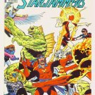 X-MEN SPOTLIGHT ON STARJAMMERS #2 Marvel Comics 1990 NM
