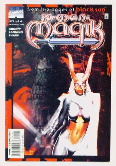 X-MEN MAGIK #1 Marvel Comics 2000 NM