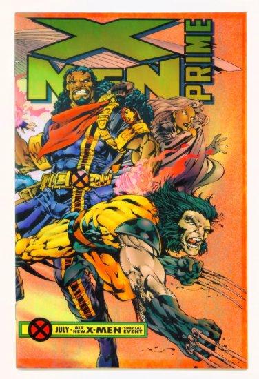 X-MEN PRIME #1 Marvel Comics 1995 NM