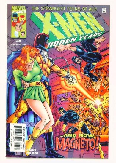 X-MEN THE HIDDEN YEARS #4 Marvel Comics 2000 NM