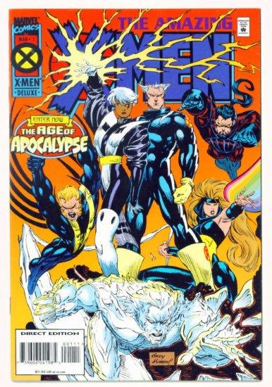 AMAZING X-MEN #1 Marvel Comics 1995 NM