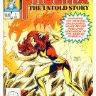 PHOENIX THE UNTOLD STORY #1 Marvel Comics 1984 NM
