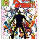 X-MEN and the MICRONAUTS #1 Marvel Comics 1984 NM X-Men