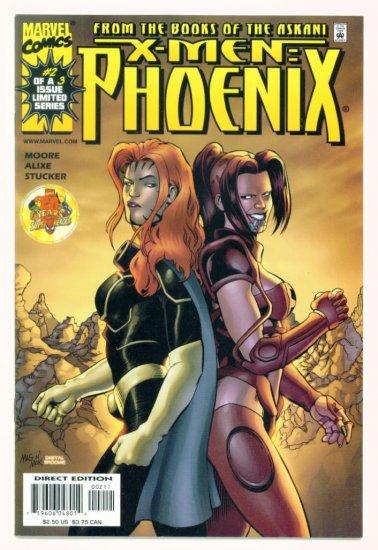 X-MEN PHOENIX #2 Marvel Comics 1999 NM