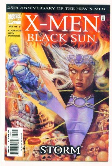 X-MEN BLACK SUN #2 Marvel Comics 2000 NM