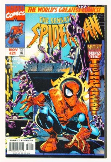 SENSATIONAL SPIDER-MAN #21 Marvel Comics 1997 NM