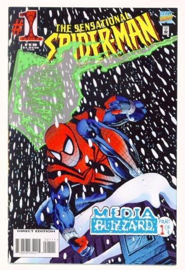 SENSATIONAL SPIDER-MAN #1 Marvel Comics 1996 NM