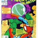 SPIDER-MAN UNLIMITED #4 Marvel Comics 1993 NM Mysterio