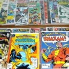 SECRET ORIGINS Lot of 28 DC Comics #1 - #49 SUPERMAN BATMAN