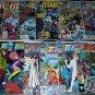 NEW TITANS #50 - #126 DC Comics 1988 - 96 Lot of 48 Teen Titans