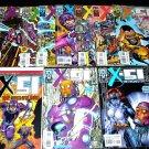 MACHINE MAN X-51 Lot of 10 Marvel Comics 1999 - 2000