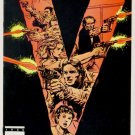 V The VISITORS #4 DC Comics 1985