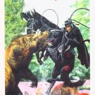 ZORRO ASHCAN Topps Comics 1999
