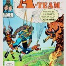 The A-TEAM #3 Marvel Comics 1984 NM