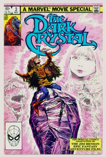 The DARK CRYSTAL #2 Marvel Comics 1983 Movie Adaptation