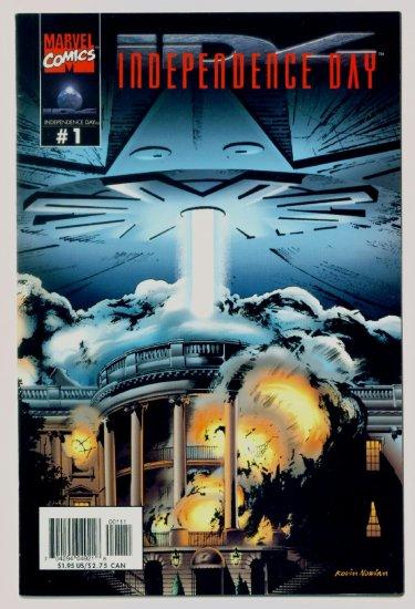 INDEPENDENCE DAY #1 Marvel Comics 1996 Movie Adaptation